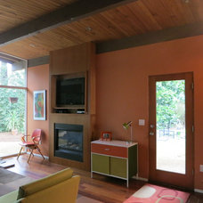 Inside Houzz: Midcentury Portland Home Finds New Life