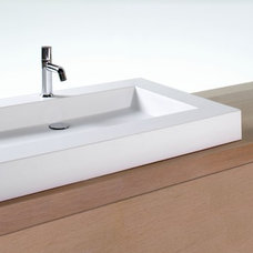Bathroom Sinks by WETSTYLE