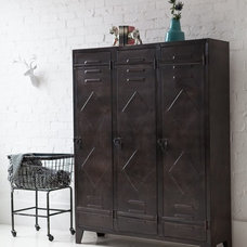 Traditional Storage Units And Cabinets by Rose & Grey