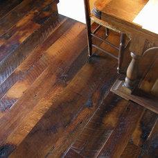 Rustic Hardwood Flooring Flooring