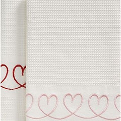 eclectic dishtowels by Crate&amp;Barrel