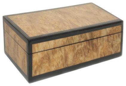 Contemporary Storage Bins And Boxes by Furbish Studio