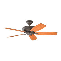 "BUILDER FANS - BUILDER FANS 339013OZ Monarch II Select 52"" Transitional Ceiling Fan - BUILDER FANS 339013OZ Monarch II Select 52"" Transitional Ceiling Fan"