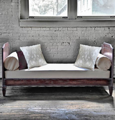 traditional day beds and chaises by The New Traditionalists