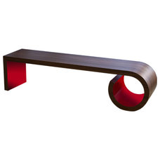 Modern Benches by Cliff Young Ltd.