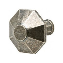 Rocky Mountain Hardware Octagonal Door Knob (K10015) - Designed by renowned hospitality designer, Roger Thomas, this Collection is reminiscent of historical styles from 17th and 18th century France with a sense of whimsy, romance and decorative flair.