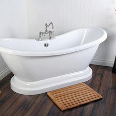 Bathtubs by Kingston Brass