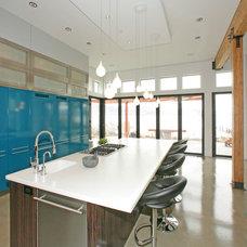 Contemporary Kitchen by Wilson & Company Ltd