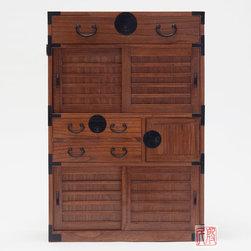 reproductions of Japanese kiri wood tansu. - CHOBA DANSU