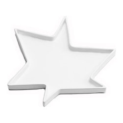 KL Studios - Bang Plate, Small - The Bang Plate collection is perfect for all of your entertaining needs.