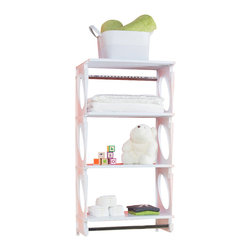 KiO - KIO 2' Closet & Shelving Kit, White by KIO - KiO's Closet in a Box is the organizer's favorite shelving system for easy to install, incredible strength and revolutionary design. The KiO kit requires no cutting tools, includes adjustable hanging rods and can be installed in as little as 10 minutes. Add extra shelves to your kit with the purchase of KiO 2-pack Shelf Bundle.
