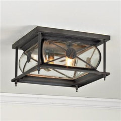 Hampton Indoor/Outdoor Ceiling Light