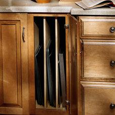 Masterpiece® - Base Tray Divider Cabinet - Features & Accessories - Merillat