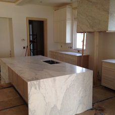 Traditional Kitchen Countertops by ROCKin'teriors
