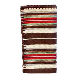 Silverado Home - Ranch Stripe Napkin Set - Sold in Sets of 4: