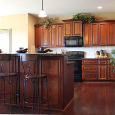 Traditional Kitchen Cabinets by Cabinet Giant
