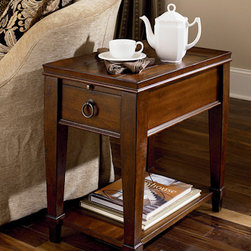 Hammary Furniture - Chair Side Table -