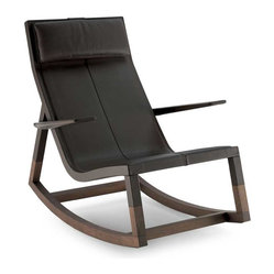 Poltrona Frau Don Do Rocking Chair