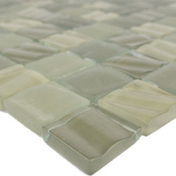 """GBM Manufacturing - New Era Collection Camouflage, Tile - 1-1/4""""x1-1/4"""" 