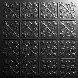 Fleur-de-lis Ceiling Tiles -