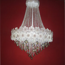 Contemporary Chandeliers by Iris Furniture