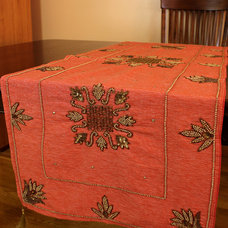 Traditional Tablecloths by Banarsi Designs