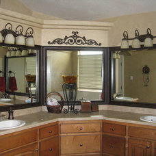 Traditional Bathroom Mirrors by Reflected Design - Frames for Existing Mirrors