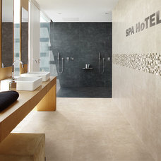 Contemporary Tile by Ceramiche Supergres