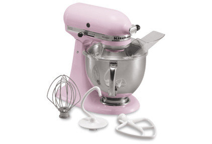eclectic small kitchen appliances by KitchenAid