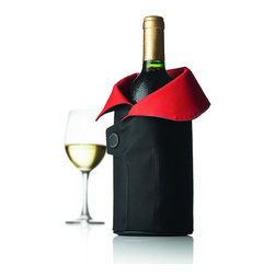 Menu A/S - Menu Cool Coat - Menu A/S - Now accepting pre-orders for White/Lime. Other colors ship in 2-5 days. Keep your wine cool with this fancy cool coat. The Menu Cool Coat is trendy, practical, effective - and suits most bottles.