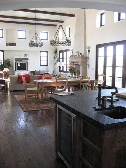 Mediterranean Kitchen by Architectural Design & Restoration, Inc.