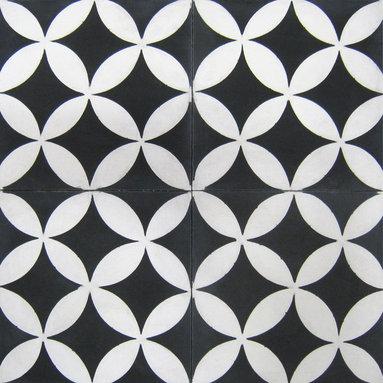 Circulos - 8x8 Cement Tile