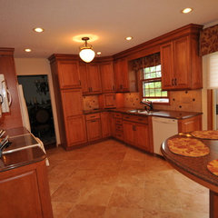 kitchen Custom Craft Cabinets
