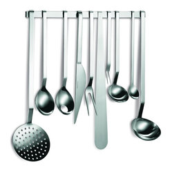 Gourmet Utensils, 10+1 Complete Set