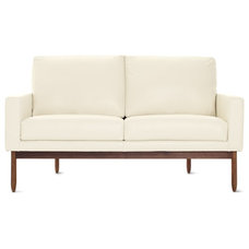 Modern Sofas Raleigh Two-Seater Sofa in Leather