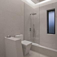Contemporary Bathroom by Domæn Ltd.