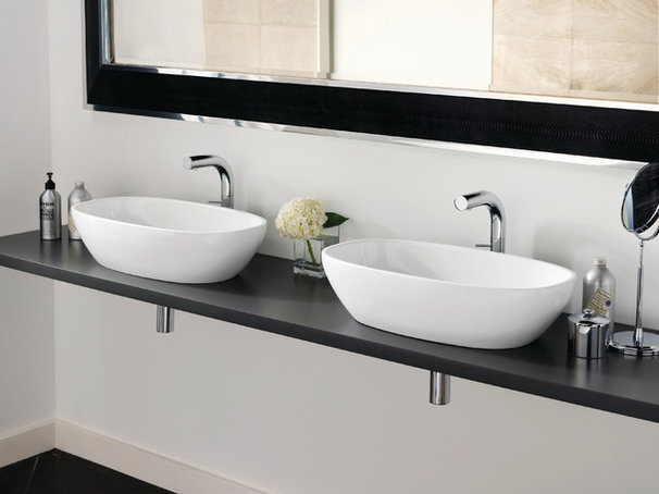 Contemporary Bathroom Sinks by Next Plumbing Supply