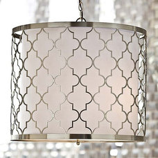 Contemporary Pendant Lighting by Regina Andrew