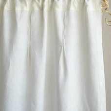 Contemporary Curtains by Garnet Hill