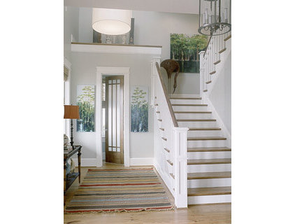 Eclectic  Stairhall
