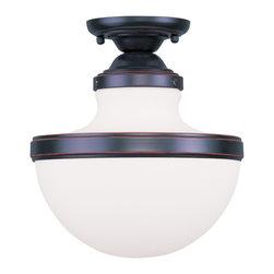 Livex Lighting - Livex Lighting 5722-67 Ceiling Light/Flush Mount Light - Livex Lighting 5722-67 Ceiling Light/Flush Mount Light