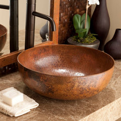 bathroom sinks by Native Trails