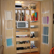 Traditional Closet by Joanne Cannell Designs
