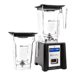 Blendtec - Blendtec A3-31E-BHMV Connoisseur Professional Blender Series - Package includes: