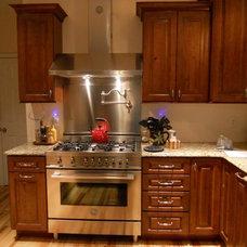 Traditional Kitchen by Bertazzoni