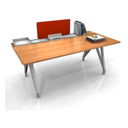 Scale 1:1 - Scale 1:1 | EYHOV Rail Single Desk - Design by David Winston.