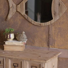 Contemporary Wall Mirrors by At West End