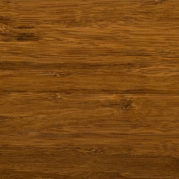 """Strand Carbonized Bamboo Floors - Our carbonized strand woven flooring is not stained. It's the same toasty color all the way through, thanks to a heating process that darkens the bamboo before it's woven and compressed. It's also available in 5"""" Wide Plank!"""