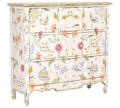 Eclectic Dressers by Layla Grayce