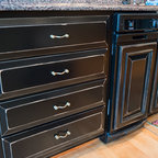 Espresso - Kitchen Cabinetry - orlando - by Golden Hammer Cabinet Wholesale